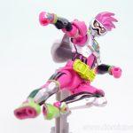 [レビュー]大装動 仮面ライダーエグゼイド 仮面ライダーエグゼイド アクションゲーマーレベル2